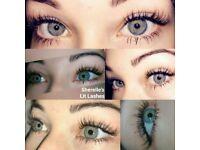 Semi-Permanent Individual Eyelashes