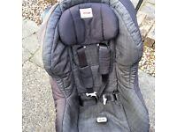 BRITAX RENAISSANCE BABY TODDLER TWO POSITION CAR SEAT 9-18KG