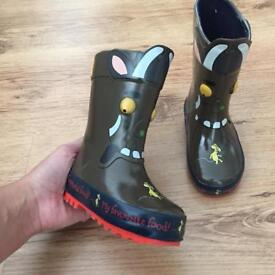 Size 4 toddler wellies