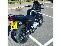 Cbf 125cc 2010 model