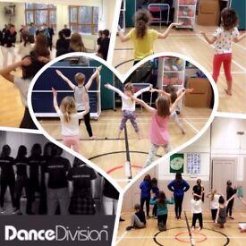 Children's Dance Birthday Parties