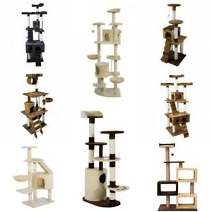 CAT TREES @ WWW.BETEL.CA || Brand New Cat Tree Condos & Activity Centres with Hammocks & Ladders || We Deliver FREE!!!