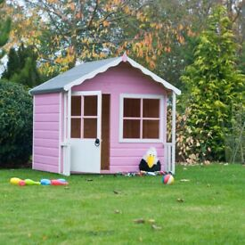 WANTED Wooden Playhouse / Wendy House