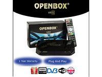 Openbox V9s with 12 months gift service SD/HD V8s,V6s,V5s SkYBOx