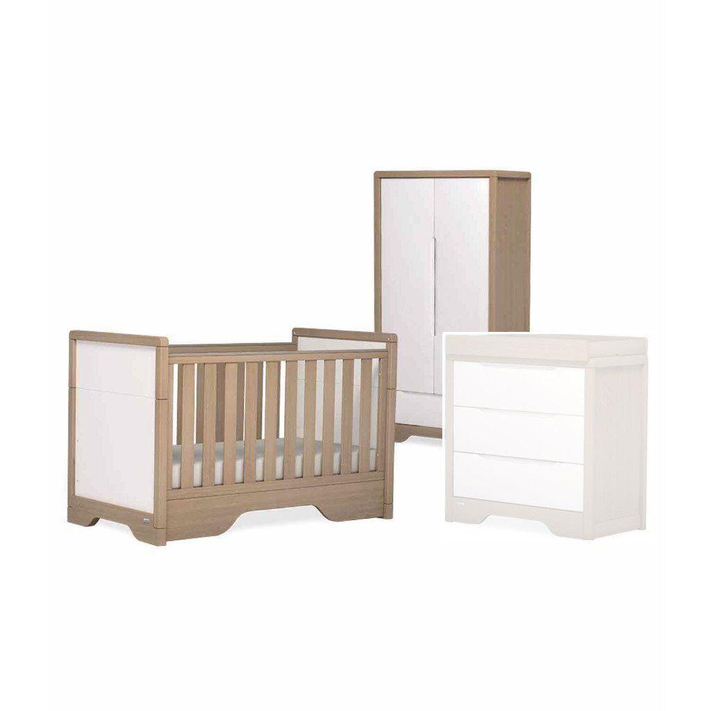 Brand New Boori Urbane Deco Wardrobe Rrp 449 Cot Bed