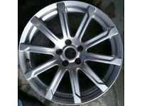 audi a5 18 inch alloy s line 10 spoke 8T0601025CF