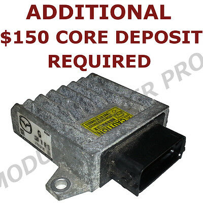 REMANUFACTURED 2006 Mazda 3 2.3l Transmission Control Module TCM TCU >EXCHANGE<