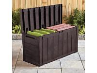 Keter Garden Plastic Storage Box 270L