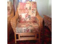 Suite of patio furniture