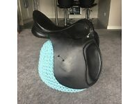 "Saddle ""Sommer"" - General Purpose size 18 - fantastic quality & condition"