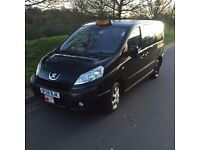 Peugeot Expert E7 Taxi 2009 £5250