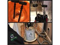 Power flushing service across Central Scotland with Clean Heat Lanarkshire
