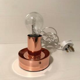 Industrial copper light