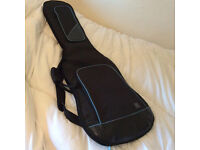 GUITAR CASE SOFT FOR ELECTRIC GUITAR, NEVER BEEN USED