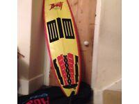 Local Hero surfboard