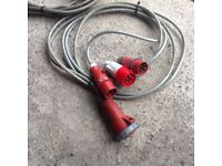 3 Phase Extension Cable