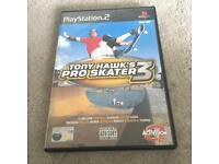 Playstation 2 tony hawks pro skater 3
