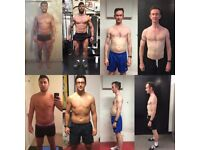 Male body transformation programme at Old street private studio - no membership required