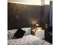 Spacious double room in house share