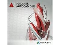 AutoCad 2016 Full Version 32bit&64bit