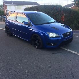 Ford Focus ST looking to buy Astra VXR