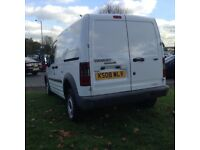 Ford transit connect clean van good runner full mot some age related dents very reloyable