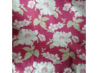 Gorgeous & Vibrant Laura Ashley Soft Furnishing Fabric,lovely design