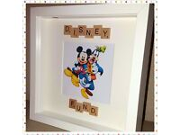 Children's Money Box Frame