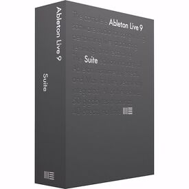 Ableton Live Suite 9 For Windows / Macbook