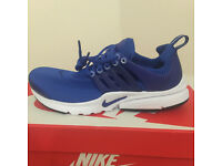 Nike Presto, Size UK 5.5 - Blue