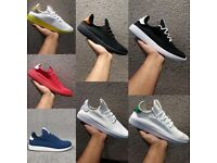 ADIDAS PHARREL WILLIAMS MENS CASUAL SHOES TRAINERS FOR RETAIL
