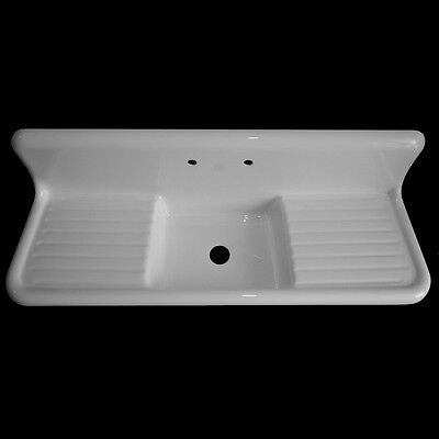 Reproduction Single Bowl Farmhouse Kitchen Sink #SBDW6020