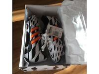 New Adidas Football trainers