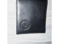 Genuine Chelsea FC leather wallet