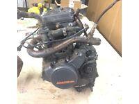 KTM DUKE 125 ENGINE GOOD RUNNER