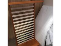 For sale cot bed £30
