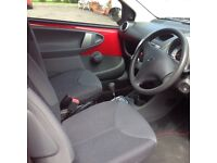 Peugeot 106 2008 semi automatic very very low mileage