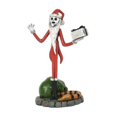 NEW 2019 Dept 56 Nightmare Before Christmas Village Jack Steals Halloween Figure - Nightmare Before Christmas Halloween Village