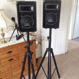 disco speakers