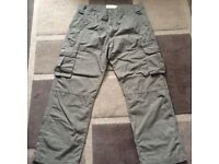 Brand new men's trousers