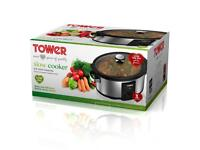 Brand New - Large 6.5L Slow Cooker - RRP £50
