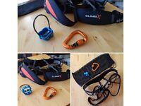 Climbing Equipment: Brand Climb X | Gender: Unisex