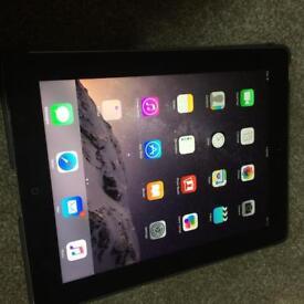 iPad 16 gb black