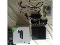 XBOX360 250GB/GO E console