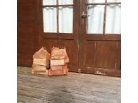 Firewood/logs for sale compact netts seasoned and ready to burn