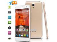 5in QUAD CORE DUAL SIM SMART PHONE 4G LTE READY 1GB RAM 8GB ROM ANDROID 5.1 8MP CAMERA UNLOCKED BNIB