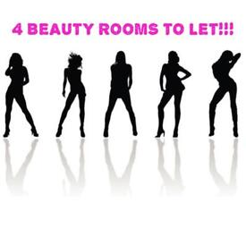 LOOKING TO RENT A BEAUTY ROOM, fully refurbished, close to city centre? Contact us!!!