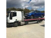 24/7 CAR VAN RECOVERY TOW TRUCK TOWING VEHICLE BREAKDOWN FORKLIFT TRANSPORT MOPED DELIVERY JUMPSTART