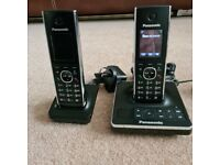 Panasonic Cordless Phone Model Number KX-TG8561E