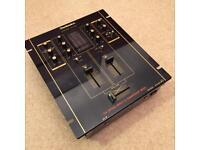 Technics SH-DJ1200 Dj scratch mixer spares or repair